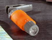 BRESSER LED Flashlight white light
