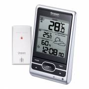 Oregon Scientific Wireless Weather Station with Frost Alarm - Silver