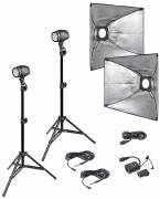 BRESSER Studio Flash Set P-250 Nr. 2