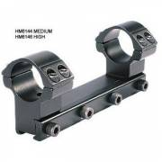 Hawke Match D25/R11/H18 medium 1pc Mount
