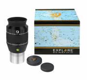 """EXPLORE SCIENTIFIC 120° Ar Eyepiece 9mm (2"""")"""