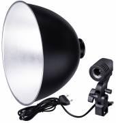 BRESSER MM-11 Lampholder 32cm for 1 lamp