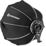BRESSER Super Quick easy-open Octabox, 65 cm for Speedlite Flashes