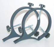 """Mount Rings 7"""" Asymetric For 12"""" LX"""
