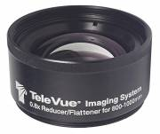 TeleVue 0.8x Reducer/Flattener for 102 Scopes