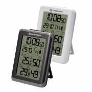 BRESSER MyClimate Thermo- / Hygrometer Clock