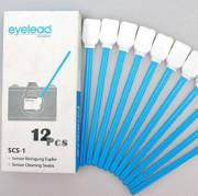 eyelead Cleaning Swap 15 mm broad for Camera Sensors (12 pieces)