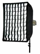 BRESSER SS-8 High Grade Softbox with grid 90x90cm