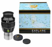 "EXPLORE SCIENTIFIC 82° Ar Eyepiece 6,7mm (1,25"")"