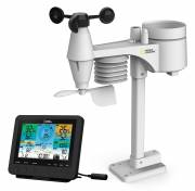 NATIONAL GEOGRAPHIC WIFI Color Weather Center with 7in1 Sensor