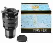"EXPLORE SCIENTIFIC Teleextender 3x 50,8mm/2"""