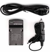 BRESSER Charger for NP-F Series Batteries