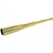 Barska Anchormaster 18x50 Brass Telescope