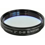 "EXPLORE SCIENTIFIC 2"" O-III Nebula Filter"