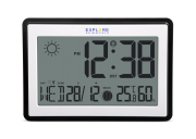 EXPLORE SCIENTIFIC Weather LCD Wall /Table Clock