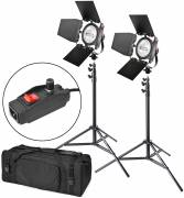 BRESSER SG-800D Photo/Video Halogen Set 2