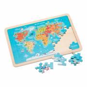 Oregon Scientific Magic Puzzle World Map