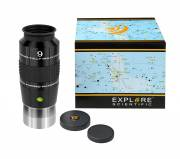 "EXPLORE SCIENTIFIC 100° Ar Eyepiece 9mm (2"")"