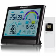 BRESSER VentAir Thermo- / Hygrometer with Ventilation Notification