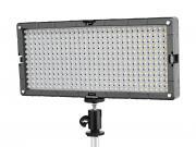 BRESSER LED SL-360 21.6W/2.400LUX Slimline Video + Studio Lamp