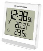 BRESSER Temeo SQ Radio Controlled Weather Station white