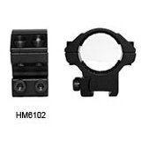 Hawke Match D25/R11/H10 medium Mount