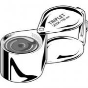 Euromex PB.5033 Achromatic folding magnifier 20x