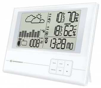 BRESSER Tendence Wireless Weather Station, white
