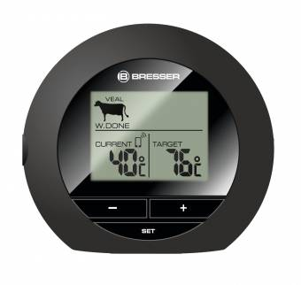 BRESSER Bluetooth BBQ Thermometer BT4