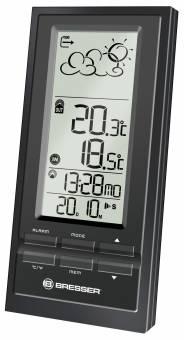 Bresser NBF-6 Trend Wireless Weather Station, black