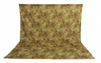 BRESSER BR-6108 washable Background Cloth with Pattern 3x6m