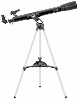 NATIONAL GEOGRAPHIC 60/800 Refractor Telescope AZ