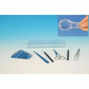 BMS Dissection set 16639