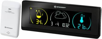 BRESSER Colour weather station Temeo Life
