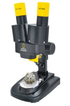 NATIONAL GEOGRAPHIC 20x Stereo-Microscope