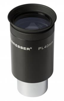 """BRESSER 40mm Plössl eyepiece 31,7mm/1,25"""""""