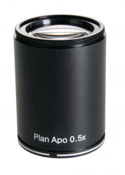 Euromex DZ.4005 Plan Apochromatic 0.5x objective
