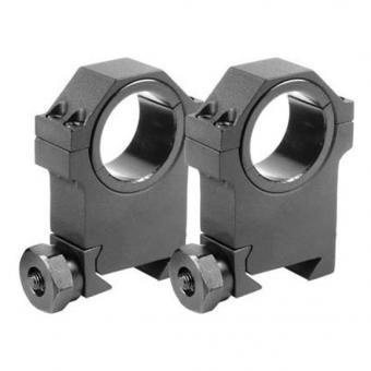 Barska 30/25.4mm X-High HD Weaver Style Mount