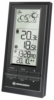 Bresser NBF-6 Trend Wireless Weather Station, black
