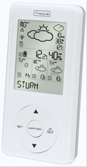 Bresser 4Cast PE Wireless Weather station, white