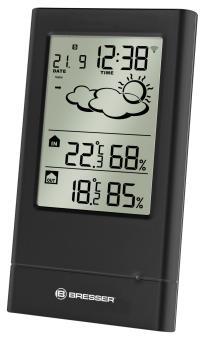 BRESSER TempTrend RC Weather Station, black