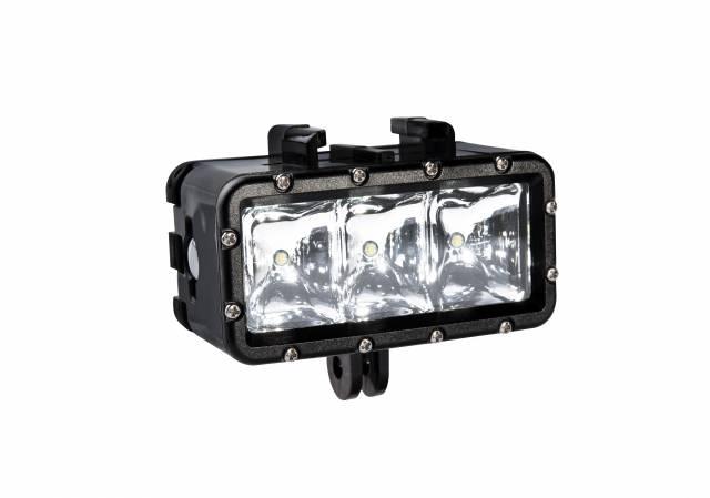 BRESSER Action Cam LED Torch