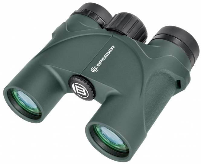 BRESSER Condor 10x25 Roof Binoculars