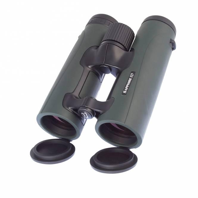 Hawke Sapphire ED Open Hinge 10x43 Binocular green