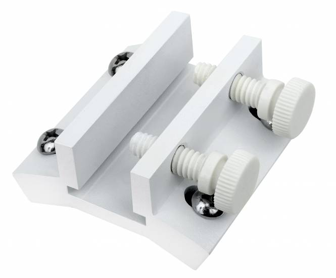 EXPLORE SCIENTIFIC Mounting Bracket for 8x50 Finderscope white