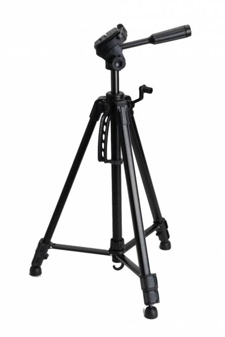 DIGIPOD TR-563 Traveler Tripod 157cm with 3-Way Panoramic Head