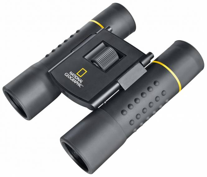 NATIONAL GEOGRAPHIC 10x25 Pocket Binoculars