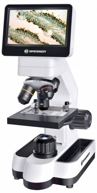 BRESSER Biolux Touch LCD microscope