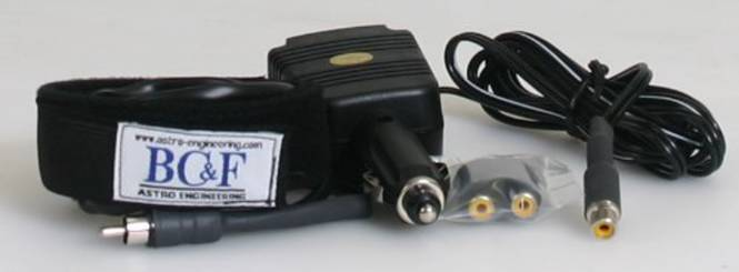 "Dew Heater Kit to fit 3"" & 4"" Refractors"