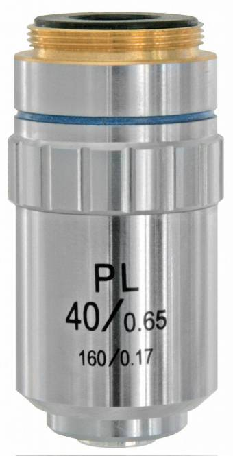 BRESSER plan achromatic objective lens 40x